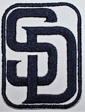 San Diego Padres Baseball Embroidered Iron Patch - Free Shipping