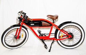 Michael Blast Greaser Electric Bike