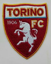 Serie A Football Club Patch Torino soccor Embroidered badge logo iron On italy