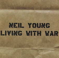 Neil Young - Living with War CD 2006 Reprise [44335-2] U.S.A.