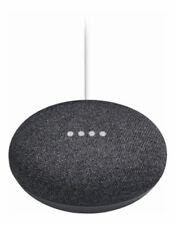 Google Home Mini Sprachassistent - Karbon