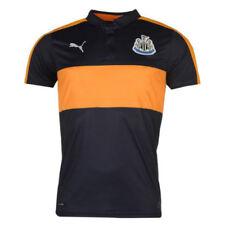 Newcastle Kid's PUMA 2016/17 S/S Away Match Shirt - 11-12 Years - Navy - New