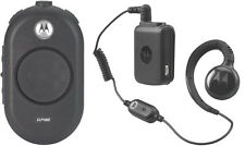 Motorola CLP1060 Two Way Radio Walkie Talkie with BLUETOOTH Headset Included!