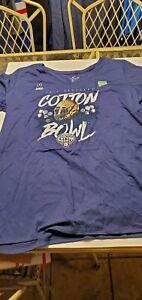 Notre Dame Fighting Irish NCAA Nike Women 2018 Goodyear Cotton bowl shirt XL S/S