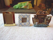 """Set Of 3 Small Picture Frames """" AWESOME SET """""""