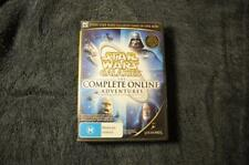Star Wars Galaxies: The Complete Online Adventures - PC 2006 Lucas Lucasarts