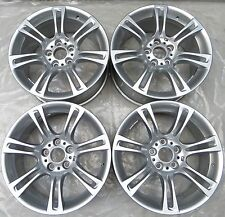4 BMW Styling 350 M Alufelgen Felgen 8J x 18 ET30 BMW 5er F10 6er F12 7842650