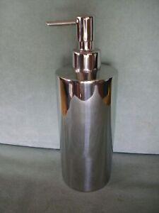 LINEABETA Lotionspender, Standmodell mit Metallkorpus und Pumpe chrom