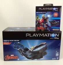 Playmation Marvel Avengers Repulsor Gear Mark II with Recharge Battery Pack New