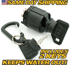 Snapper Simplicity Craftsman Ignition Switch 1718306SM 1718306 2 Keys &Key Chain