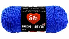Red Heart Super Saver Yarn Delft Blue 7 Oz Skein E300 100 Acrylic Worsted