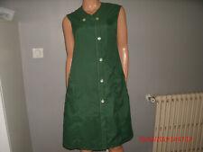blouse nylon  nylon kittel nylon overall N° 3667 T38