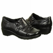 Bare Traps Alesha low ankle boot work shoes black sz 9.5 Med NEW