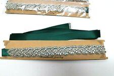 10 x Crystal Rhinestone vintage look Headbands Great Gatsby Headpiece Waist Band