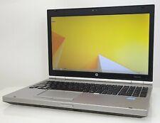 HP EliteBook 8570p   i5-3360M (2.80 GHz)   500 GB HDD   8 GB RAM   Win 8.1 Pro