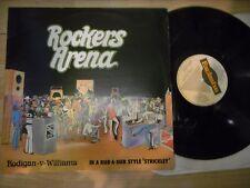 David Rodigan & Williams LP Rockers Arena - In A Rub-A-Dub Style 'Strickley