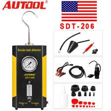 AUTOOL SDT-206 Smoke machine Leak Detector Emissions Vacuum Diagnostic Tester