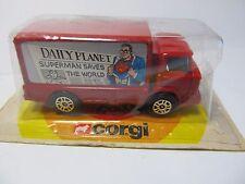 CORGI JUNIORS 50 SUPERMAN DAILY PLANET NEWS VAN DC COMICS 1979 NMOBC