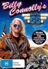 Billy Connolly's ROUTE 66 : NEW DVD