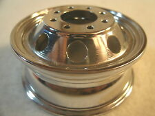 HEAVY WELL MADE CHROME WHEEL / RIM FOR A RC CAR / TRUCK.