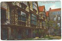 BRISTOL - ST PETER'S HOSPITAL  Postcard