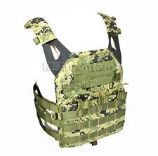 Tactical Military Molle Plate Carrier JPC Vest / Digital Woodland (KHM Airsoft)