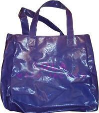 USED Ladies Marc Jacobs Lola Purple Shiny Leather Look Handbag 42x35CM (T.H)