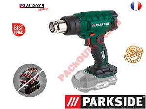 PARKSIDE® Décapeur thermique sans fil »PHLGA 20-Li A1«, 20 V