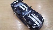 Dodge Viper GTS-R NERO KINSMART modello giocattolo 1/36 Scala