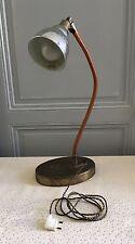 Ancienne Lampe De Bureau De Table Industrielle Éclairage Luminaire