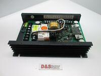 Dart Controls 520-200C-38M DC Drive 240VAC Input 0-180VDC Arm 200VDC Field 2HP