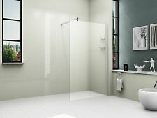 8mm Safety Glass Panel Bathroom Walk in Shower Wet Room 1000x1900mm