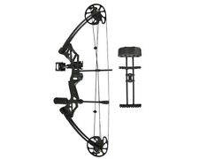 35-70lbs Archery Hunting Compound Bow Set Hunt Late-off 80% 320fps Right Hand
