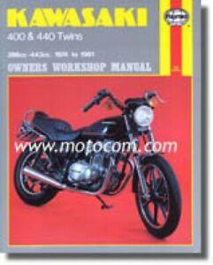Kz400 Motorcycle Service Repair Manuals For Sale Ebay