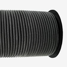 Gummiseil 5 lfm Monoflex Expanderseil ø 6mm schwarz