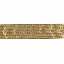 Indian Decorative Trim Ribbon Lace Trim 2.54 Cm Fringes Craft Sewing By The Yd