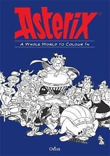 Asterix: A Whole World to Colour In: By Hachette Livre