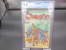Thundercats  #1 CGC 9.4 First Issue 1985