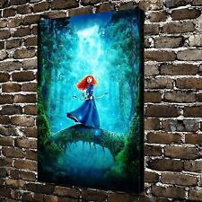 """Disney Brave Posters HD Canvas Print 24""""x36"""" Home Decor Painting Wall Picture"""