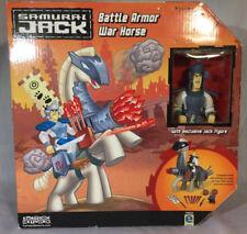 SAMURAI JACK Battle Armor War Horse Exclusive Jack Figure