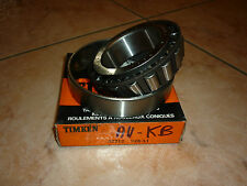 roulement conique TIMKEN 32212 92KA1 110X60X29,75 mm RENAULT BERLIET 770KB AVANT