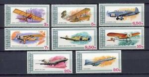 27292) Guinea 1979 MNH Nuevo Aviones 8v