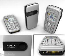 GSM Portable Nokia 6230i Argenté / Silver Débloqué Complet dans sa Boite
