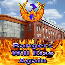 RANGERS  WILL  RISE  AGAIN  **NEW**   LOYALIST/ORANGE/ULSTER/ RANGERS/CD