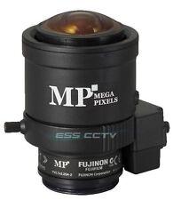 FUJINON Super-WIDE 2.2~6mm Megapixel Auto-Iris SECURITY CAMERA Vari-focal Lens