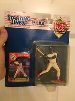 VTG 1995 Starting Lineup Albert Belle Cleveland Indians Action Figure- SEALED