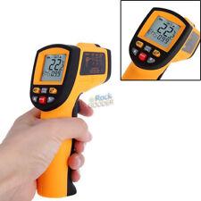IR Laser Infrared Digital Thermometer LCD Pyrometer Temperature rg