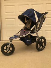 Bob Revolution Flex Jogging Stroller - Navy Good Condition