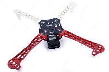 Quadrocopter Rahmen Z450 FlameWheel Rot Weiss Frame Kit Bausatz wie DJI F450