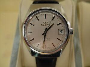 Ältere GLYCINE Armbanduhr -Handaufzug mit Datum